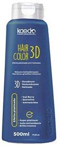 Kaedo Hair 3D Color Máscara Matizadora 500ml