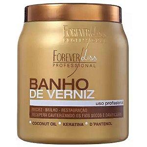 Forever Liss Banho de Verniz Brilho e Hidratação Extrema 1kg