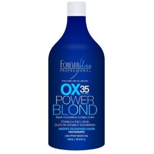 Forever Liss Power Blond Agua Oxigenada 35 Volumes 900ml