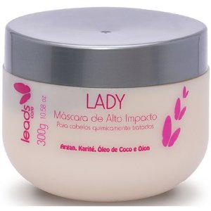 Leads Care Lady Máscara de Alto Impacto 300g
