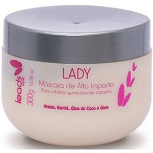 Leads Care Lady Máscara de Alto Impacto 300g
