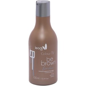 Leads Care Máscara Tonalizante Hidratante Be Brown 300ml