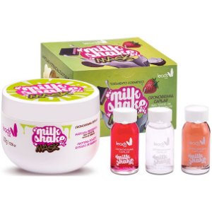Leads Care Kit Milk Shake Cronograma Capilar