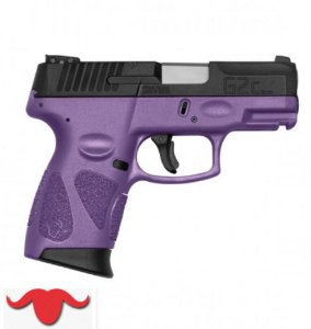 PISTOLA G2C COLORS - 9 MM DARK PURPLE