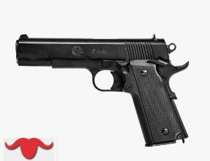 PISTOLA IMBEL .9mm  GC MD1