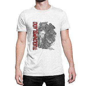 Camiseta Motor Radial TudoNivelado