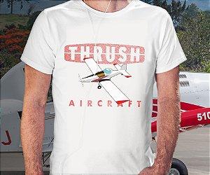 Camiseta THRUSH ' Branca