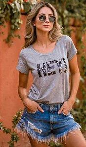 T-Shirt HEY!