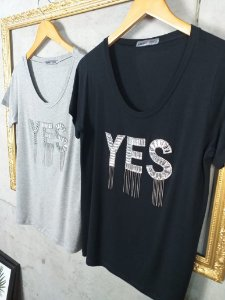 T-Shirt YES