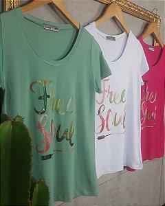 T-Shirt Free Soul