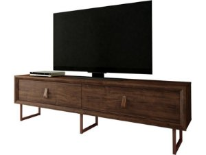 Rack Bancada Para TV Até 72 Polegadas Leder Havana - Líder Design