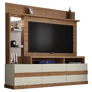 Home Theater Para Tv 65 Polegadas Hórus Buriti/off White