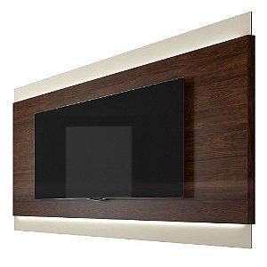 Painel Para TV Até 72 Polegadas Vivante Havana / Off White