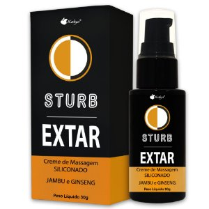 GEL RETARDANTE STURB EXTAR 30ml