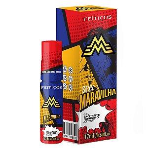 GEL EXCITANTE ESQUENTA ESFRIA - SEXY MARAVILHA 17 ml