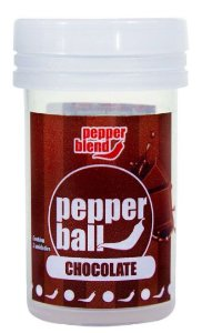 PEPPER BALL CHOCOLATE