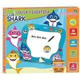 Lousa divertida baby shark