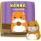 HANNA, A HAMSTER- TA NA HORA DO BANHO