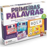 JOGO PRIMEIRAS PALAVRAS