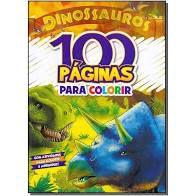 100 PAGINAS PARA COLORIR- DINOSSAUROS
