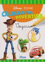 CALIGRAFIA DIVERTIDA-VOGAIS