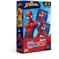 SPIDER MAN- JOGO DA MEMORIA