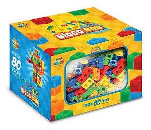 BLOCOBAG - 80 peças