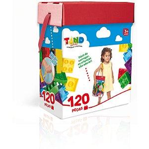 Tand Kids Baú (120 peças)