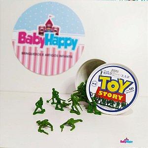 Balde de Soldados Toy Story