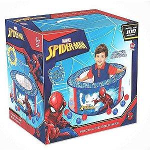 Piscina de Bolinhas SpiderMan