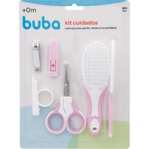 Kit Cuidados Baby - Rosa