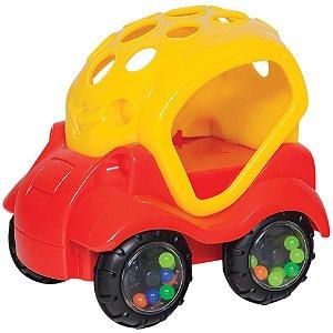 Baby Car - Vermelho