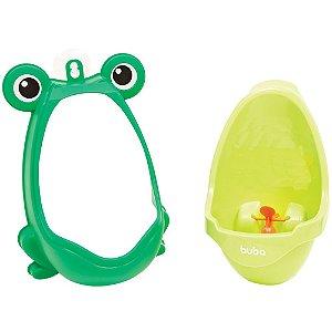 Mictório Infantil Sapinho Verde