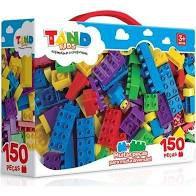 Tand Maleta - 150 peças