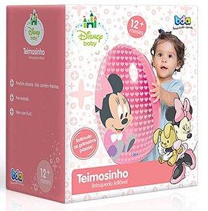 Teimosinho Disney Baby - Minnie Baby