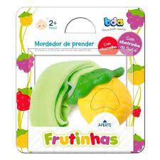 Mordedor de Prender Frutinha - abacaxi