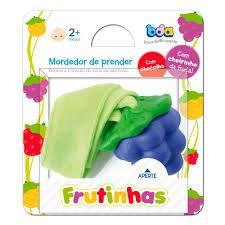 Mordedor de Prender Frutinha - uva