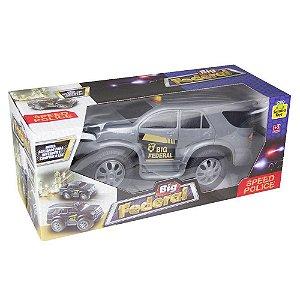 BIG FEDERAL SUV