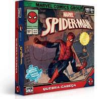 QUEBRA CABECA 500 PC SPIDER MAN