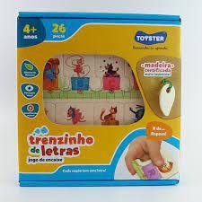 TRENZINHO DE LETRAS