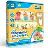 TRENZINHO DE NUMEROS