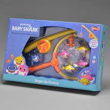 PESCANDO COM BABY SHARK
