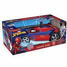 HAND CAR SPIDERMAN