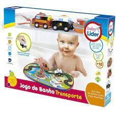 JOGO DE BANHO TRANSPORTE