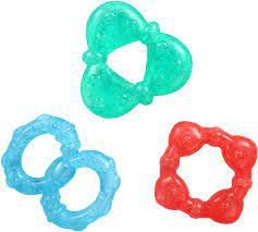 STAY COOL TEETHER GEL FILLED 3 PACK