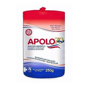 Algodao Apolo Rolo - 250 Gr - Unid