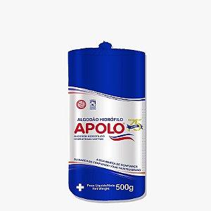 Algodao Apolo Rolo - 500 Gr - Unid