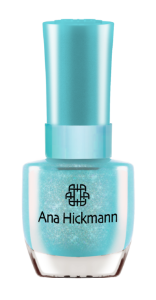 Esmalte Ana Hickmann 44 Colecao Celebration Day Diamante Azul