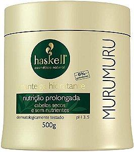 Manteiga Hidratante Murumuru  250Gr Haskell