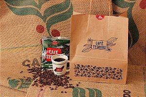 Kit 1 - 1 xícara + 1 pacote de 250g de café